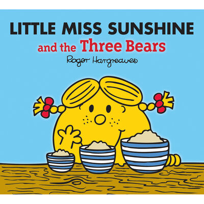 Little Miss Sunshine and the Three Bears image number 1