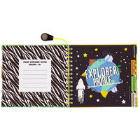 National Geographic Kids Explorer's Journal