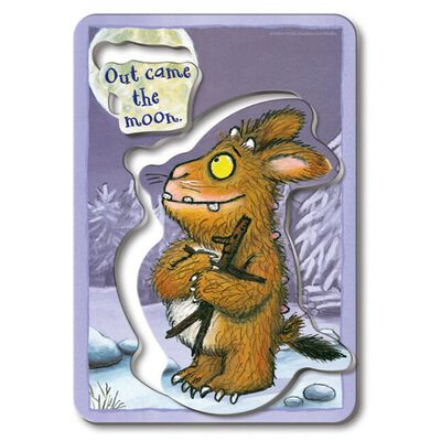 My First Gruffalo Jigsaw Puzzle Set image number 4