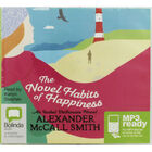 The Novel Habits of Happiness: MP3 CD image number 1