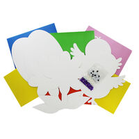 Easter Cut Outs - Pack Of 8