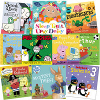 Peppa, Meg and Friends: 10 Kids Picture Books Bundle