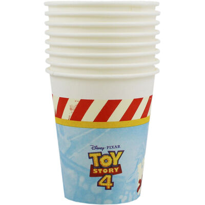 Toy Story Paper Cups - 8 Pack image number 1