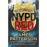 James Patterson NYPD: 5 Book Collection