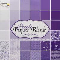 Paper Block Design Pad: Assorted