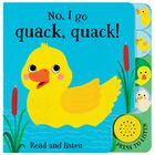 Quack Quack Sound Board Book image number 1