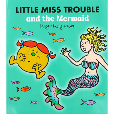 Little Miss Trouble and the Mermaid image number 1
