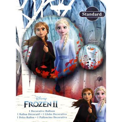 18 Inch Disney Frozen 2 Circle Helium Balloons image number 2
