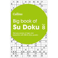 Big Book of Su Doku 8