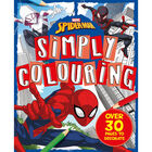 Marvel Spider-Man: Simply Colouring image number 1