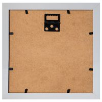Grey Deep Box Frame: 15cm x 15cm