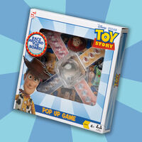 Toy Story Pop Up Game