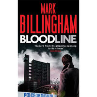 The Mark Billingham Books Bundle