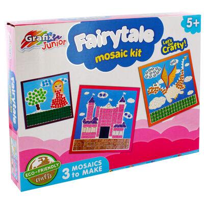 Fairytale Mosaic Craft Kit image number 1