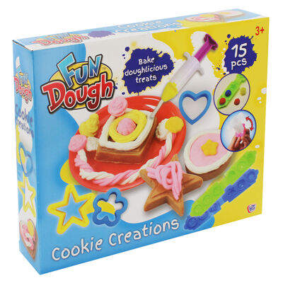 Fun Dough - Cookie Creations image number 1