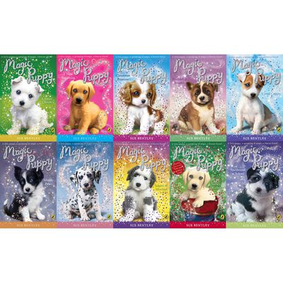 Magic Puppy: 10 Book Collection image number 2