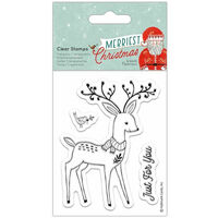 Stag Clear Stamp