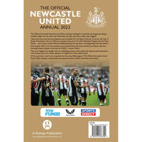 The Official Newcastle United Annual 2022