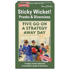 Enid Blyton Sticky Wicket Pranks and Diversions image number 1