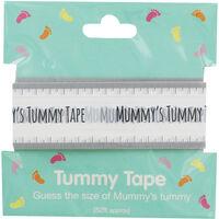 Baby Shower Tummy Tape