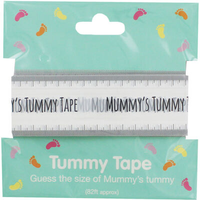 Baby Shower Tummy Tape image number 1