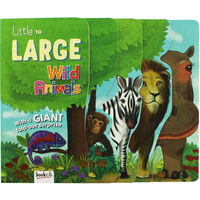 Little to Large: Wild Animals