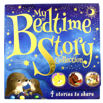 My Bedtime Story: 4 Book Collection image number 1
