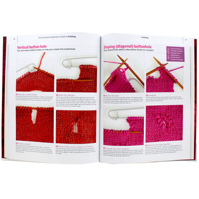 The Complete Beginner's Guide To Knitting image number 3