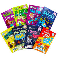 Big Ideas: 8 Book Collection