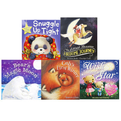 Cosy Night - 10 Kids Picture Books Bundle image number 2