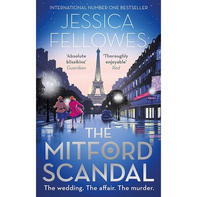 The Mitford Scandal: A Mystery