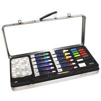 Watercolour Paint Set Carry Case