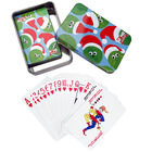 Christmas Playing Cards in Tin image number 2