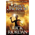 Percy Jackson and the Last Olympian image number 1