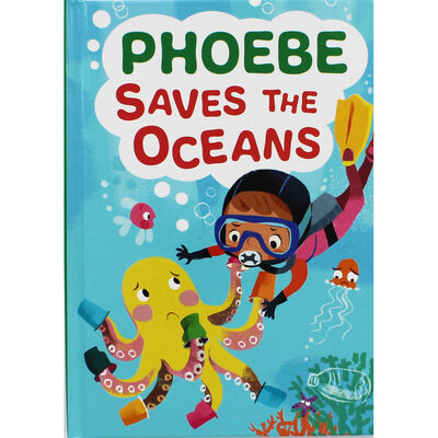 Phoebe Saves The Oceans image number 1