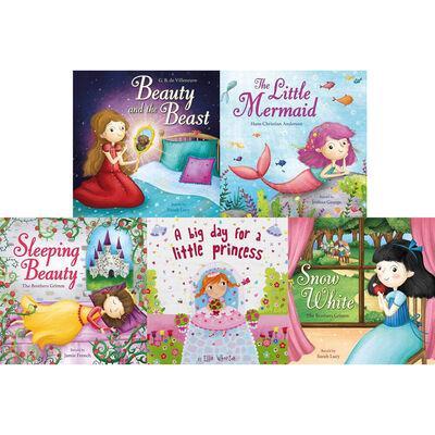 Magical Princess Bundle: 10 Kids Picture Books Bundle image number 2