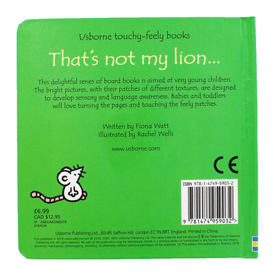 That's not my lion... image number 3