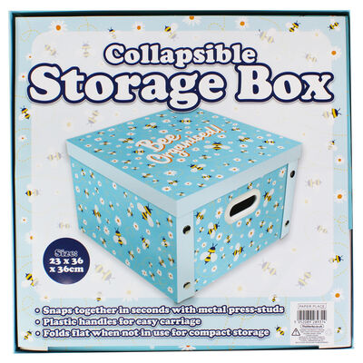Bee Collapsible Storage Box image number 4