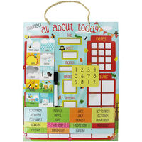 All About Today Magnetic Board