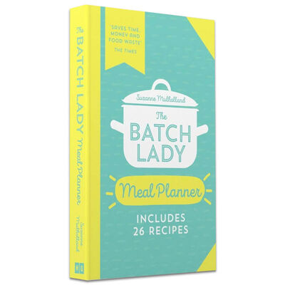 The Batch Lady Meal Planner image number 2