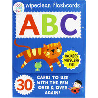 ABC: Wipeclean Flashcards