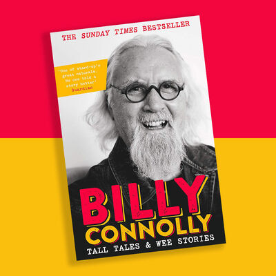 Billy Connolly: Tall Tales and Wee Stories image number 2
