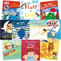 Mr Men and Friends: 10 Kids Picture Books Bundle