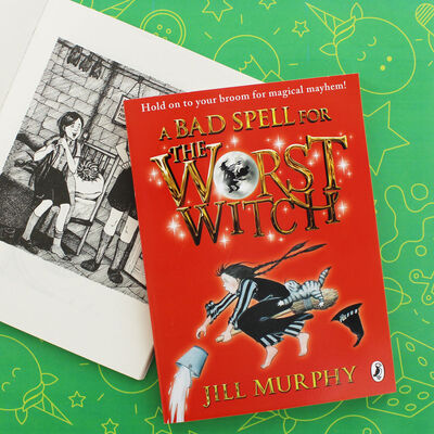 A Bad Spell for The Worst Witch image number 4