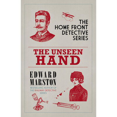 The Unseen Hand: The Home Front Detective Series image number 1