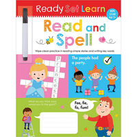 Ready Set Learn: Read and Spell