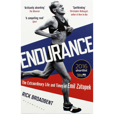 Endurance: The Extraordinary Life and Times of Emil Zaptopek image number 1