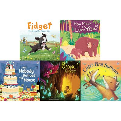 See You Later, Alligator: 10 Kids Picture Books Bundle image number 2