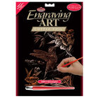 A4 Engraving Art Set: Hummingbird image number 1