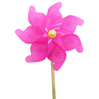 Multi-Colour and Pink Windmill - Assorted